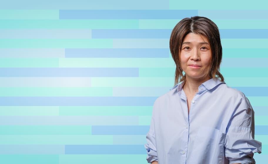 山里 瑠美 先生